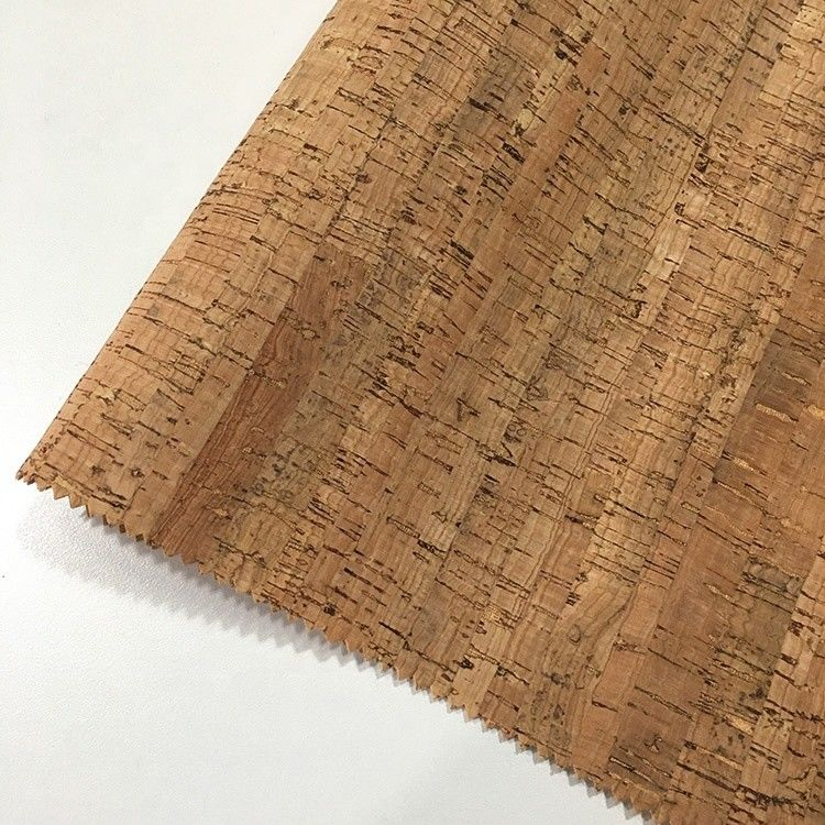 Professional Fashion Leather Fabric , Leather Look Fabric Recyclable Reusable